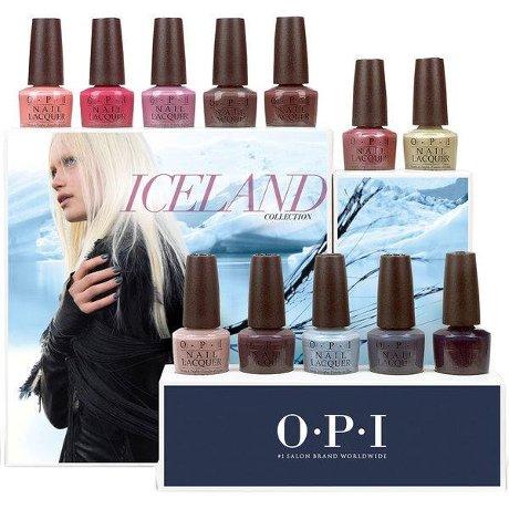 OPI Iceland Collection York
